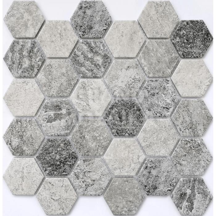 Мозаика Olmeto Grey 282x271
