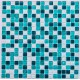 Мозаика Glossy 300х300 стеклянная