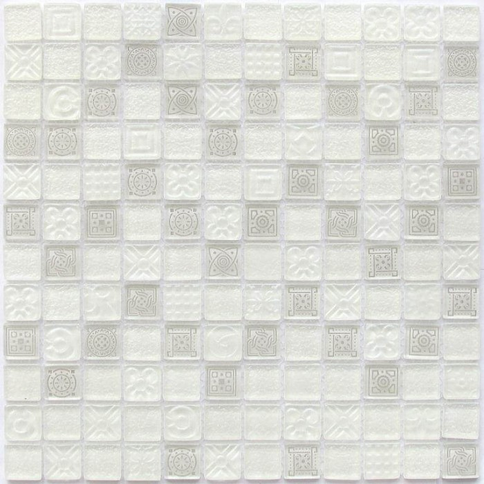 Мозаика стеклянная Prism 300х300