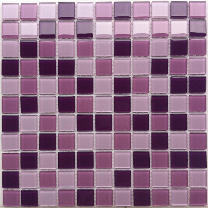 Мозаика стеклянная Vialet 300x300