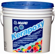 Эпоксидная затирка для швов Mapei Kerapoxy Design №103 белая луна, 3 кг