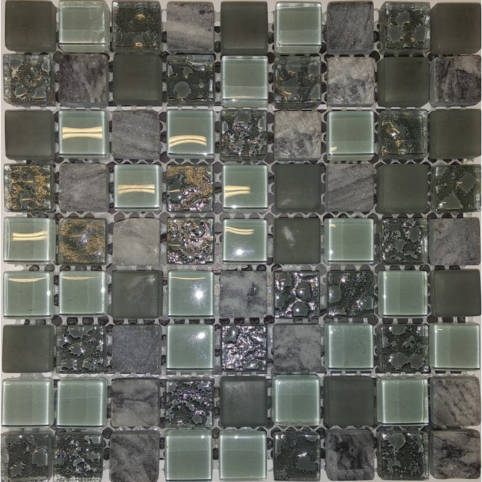 Мозаика стеклянная BDH-TJ 01 300х300