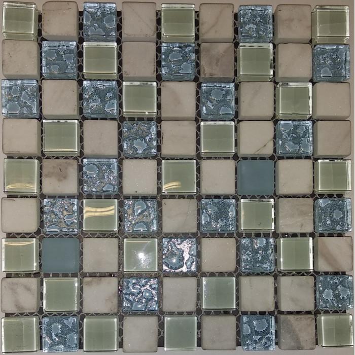 Мозаика стеклянная BDH-TJ 08 300х300