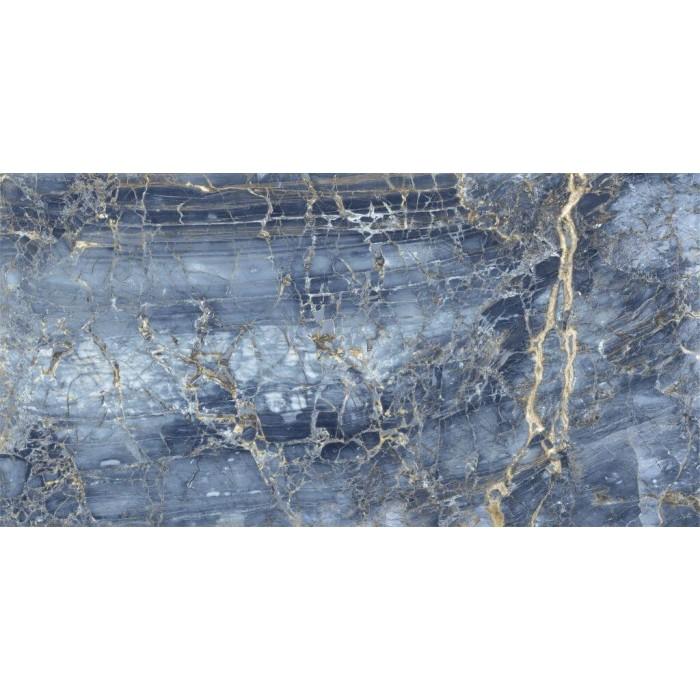 Керамический гранит ALEYRA Notte Blue 1200x600 Full Lap