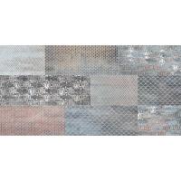 Плитка настенная AZORI Pandora Grafit Ornament 630x315