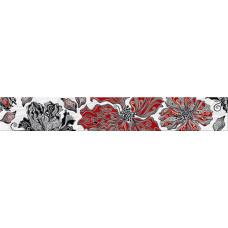 Бордюр AZORI Валькирия Цветы 405x62