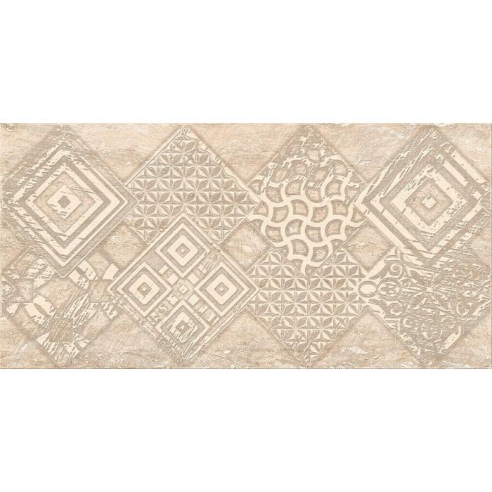 AZORI Ascoli 315x630 декор beige geometria