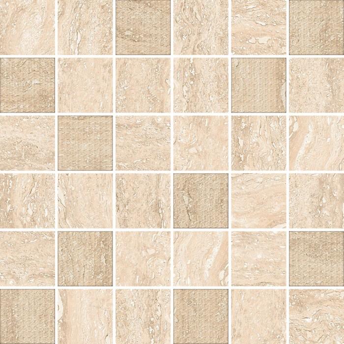 AZORI Ascoli 300x300 мозаика beige