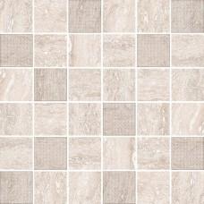 AZORI Ascoli 300x300 мозаика grey
