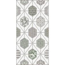 AZORI Devore 315x630 декор light geometry