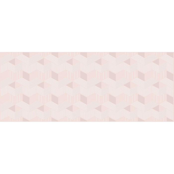Плитка настенная AZORI Lounge декор blossom 505x201 geometria