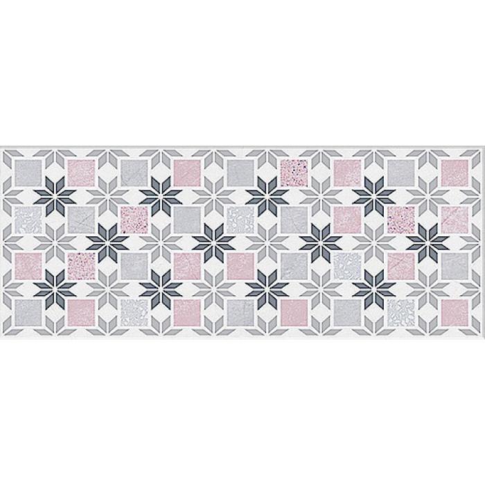 Плитка настенная AZORI Macbeth 505x201 Rosa Mix
