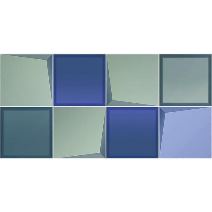 Настенная плитка AZORI Marbella Verde 630х315