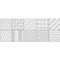 Декор AZORI Nuvola 505x201 Ornament
