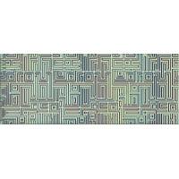 Декор AZORI Nuvola Verde 505x201 Labirint