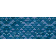 Декор AZORI Vela Indigo 505x201 Confetti