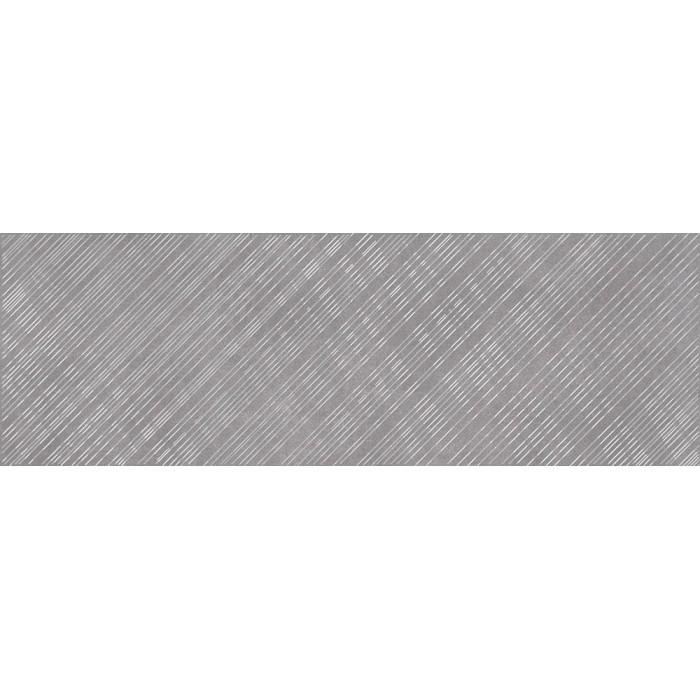 Декор CERSANIT Apeks 750х250 вставка серый линии A AS2U091DT