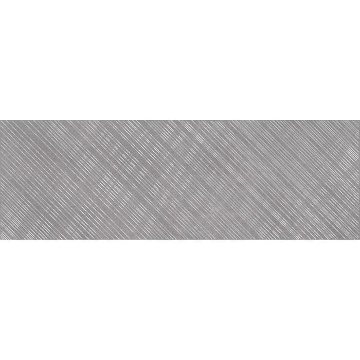Декор CERSANIT Apeks 750х250 вставка серый линии B AS2U092DT