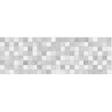 Плитка настенная CERSANIT Atlas 600x200 мозаика рельеф многоцветный C-ATS452D