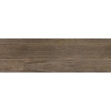 Керамогранит CERSANIT Finwood 598x185 темно-коричневый C-FF4M512D
