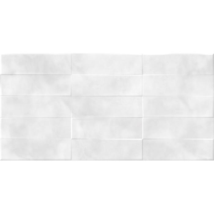Плитка настенная CERSANIT Carly 598х298 светло-серый рельеф CSL523