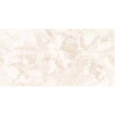 Плитка настенная CERSANIT Fresco 600х297 декорированная рельеф цветы светло-бежевый C-FRL302D