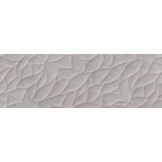 Плитка настенная CERSANIT Haiku 750х250 рельеф серый HIU092D