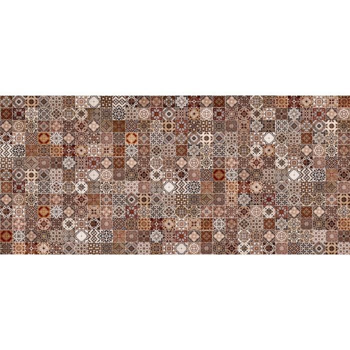 Плитка настенная CERSANIT Hammam 440х200 рельеф коричневый HAG011D