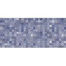Плитка настенная CERSANIT Hammam 440х200 рельеф голубой HAG041D