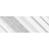 Декор CERSANIT Hugge 750х250 вставка серый A HG2U091DT