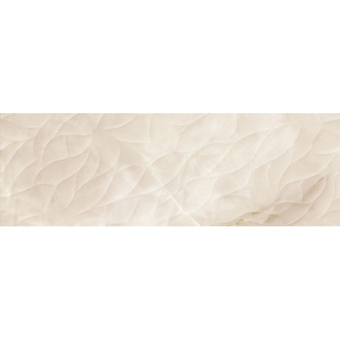 Плитка настенная CERSANIT Ivory 750х250 рельеф беж IVU012D