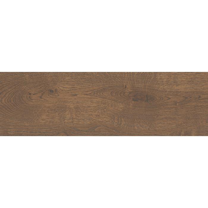 Керамогранит CERSANIT Royalwood 598x185 темно-коричневый C-RK4M512D