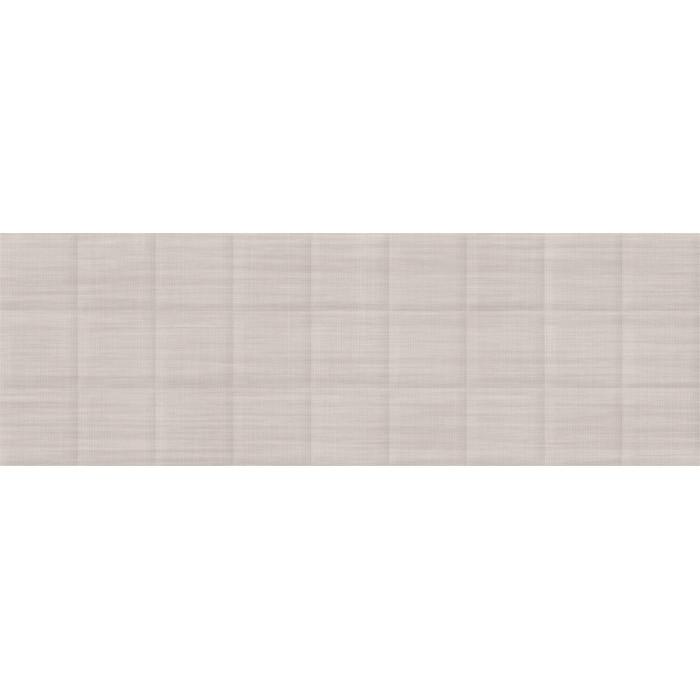 Плитка настенная CERSANIT Lin 600x200 релеьф темно-бежевый C-LNS152D