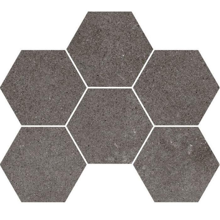 Мозаика CERSANIT Lofthouse 283x246 темно-серый A-LS6O406/J