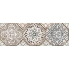 Декор CERSANIT Majolica 600х200 многоцветный MA2S451DT