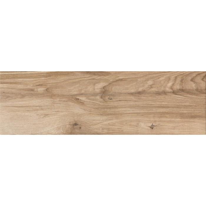 Керамогранит CERSANIT Maplewood 598x185 коричневый MW4M112