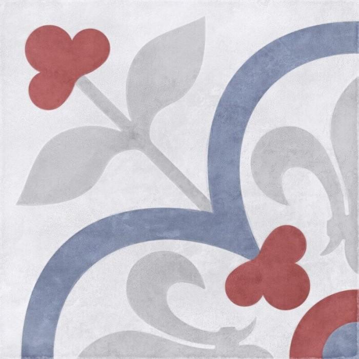 Керамогранит CERSANIT Motley 298x298 цветок многоцветный MO4A453