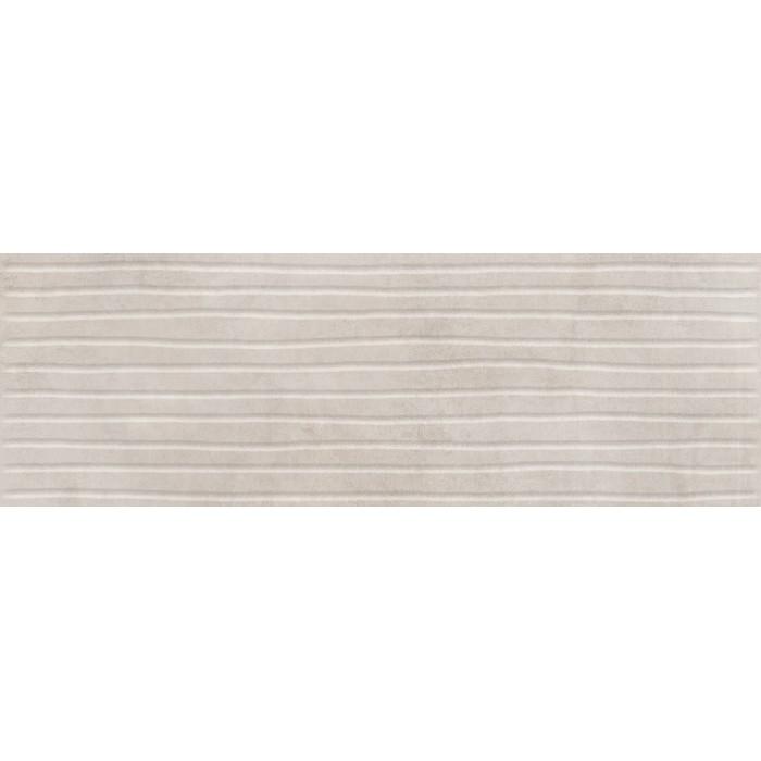 Плитка настенная CERSANIT Nautilus 600x200 рельеф темно-бежевый C-NTS152D