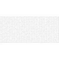 Плитка настенная CERSANIT Pudra 200x440 белый рельеф (мозаичная) PDG053D
