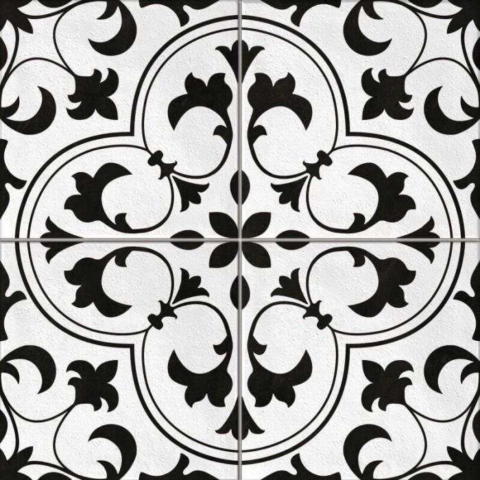 Керамогранит CERSANIT Sevilla 420x420 белый SE4R053