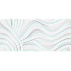 Декор CERSANIT Tiffany 440х200 волна белый TV2G051