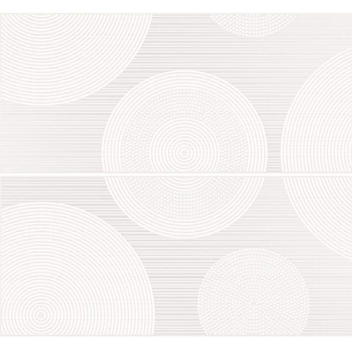 Панно CERSANIT Tiffany 440х400 белый TV2F052