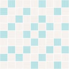 Мозаика CERSANIT Tiffany 300х300 голубой A-TV2L041\G