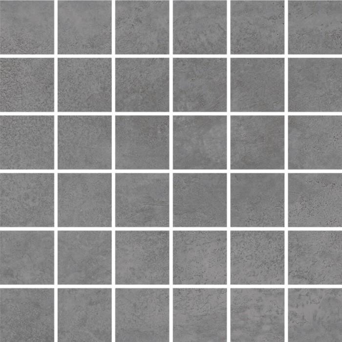 Керамогранит CERSANIT Townhouse мозаика 300x300 темно-серый A-TH6O406\J