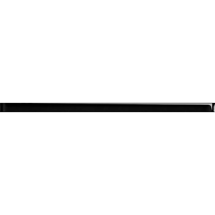 Бордюр CERSANIT Versal 440х20 черный UG1G231