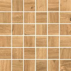 Мозаика CERSANIT Woodhouse 300х300 коричневый WS6O116