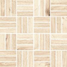 Мозаика CERSANIT Woodhouse 300х300 светло-бежевый WS6O306