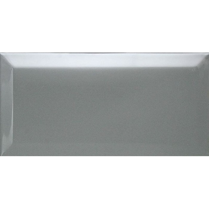 Настенная плитка Dar Ceramics Biselado Cemento Brillo 200x100 (кабанчик)
