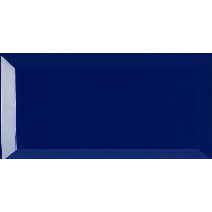 Настенная плитка Dar Ceramics Biselado Cobalto Brillo 200x100 (кабанчик)