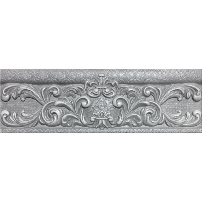 Бордюр ELETTO Agra 251х80 Grey Dalila